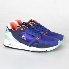 Le Coq Sportif LCS R 1000 1510214 Clematis Blue Men Size US 5 New 100% Authentic