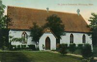 WINNIPEG MAN – St. John's Cathedral