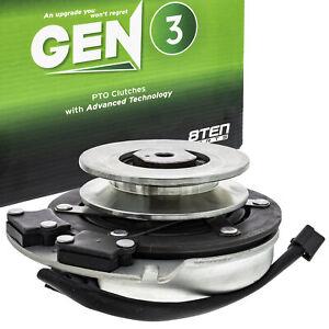 8TEN Gen 3 Electric PTO Clutch For Zipper Warner Replaces 1007045 5218-78