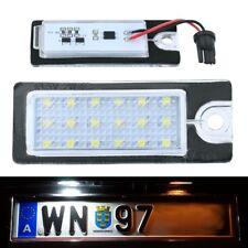 LED Kennzeichenbeleuchtung Kennzeichenleuchten Volvo S60 S80 V70 II XC70 XC90 M5