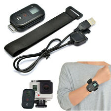 Wireless WiFi Remote Control Shutter For GoPro Hero 4/ 3+/3 HD Camera Camcorder