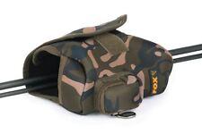 Fox Camo Neopren Rolle Tasche / Karpfen Fischen Angeln Gepäck