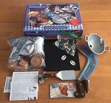RATATOUILLE Complete Disney Kitchen Quake Children Board Game Mattel Used Family