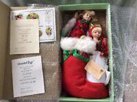 2 - Brand New Vintage LIMITED EDITION Goebel Dolls by Bette Ball & Karen Kennedy