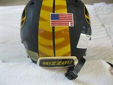 Schutt Dna Heavy Duty Missouri Tigers Ncaa, Sec Football Game Helmet