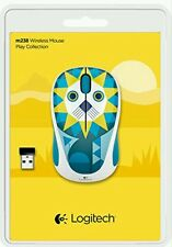 Logitech Optical Mouse Wireless M317C Lion