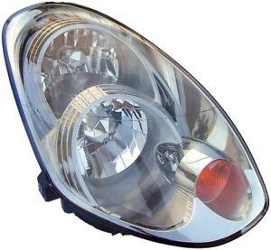 Headlight Assy Dorman 1592369