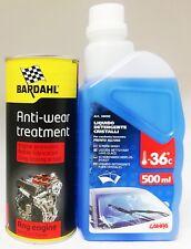 Bardahl Anti-Wear Treatment - Tratt. anti usura 400ml + lavavetri omag. 153028