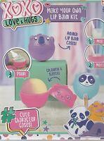 Lip Balm Make Your Own DIY Kit XOXO Love & Hugs Age 6+ Sambro Free UK Postage