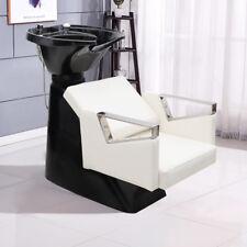 Hair Washing Salon Backwash Chair Basin Sink Unit Hairdressing Shampoo Armrest