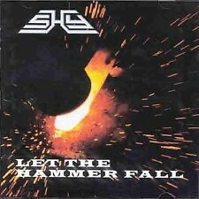 Shy - Let The Hammer Fall (CD, 1999, Neat Metal Records, England) VERY RARE