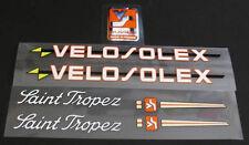 Velosolex Saint Tropez decal set (sku 930)