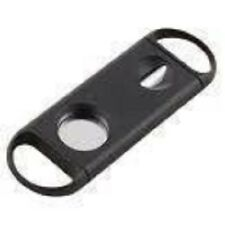 V CUT CIGAR CUTTER with  SINGLE BLADE CIGAR CUTTER  IN ONE COMBO