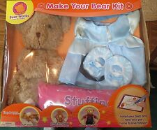 Bear Works - Make Your Bear Kit - Princess - 2006 - New
