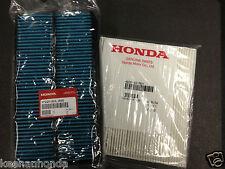 Genuine OEM Honda Odyssey Air & Cabin Filter Pack 2005 - 2010
