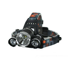 T6  Led Rechargeable Headlamp 1600LM Head torch Headlight Flashlight 4 Fishing