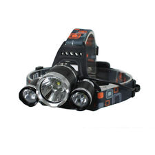 Rechargeable Headlamp 1600LM Head torch T6  Led Headlight Flashlight 4 Fishing