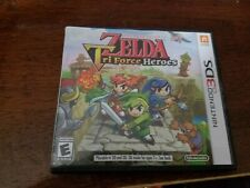 Legend Of Zelda Triforce Heroes 3DS Nintendo