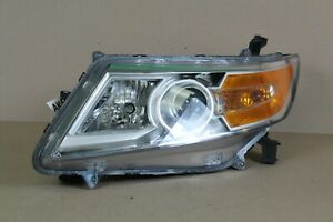 11 12 13 Honda Odyssey Left Driver LH Xenon HID Headlight oem