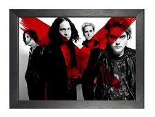 My Chemical Romance 4 MCR American Rock Band Poster Way Music Star Photo Legend