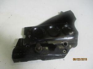 Yamaha XJ 600 Tipo 51 J Copertura Pignone Link Motore Protezione Catena Cover