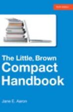 The Little, Brown Compact Handbook by Jane E. Aaron (2015, Paperback)