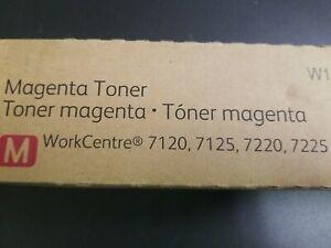 Xerox WorkCentre Toner Magenta 7120, 7125, 7220, 7225 New