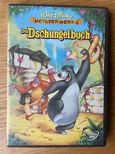 Das Dschungelbuch DVD Walt Disney Meisterwerke