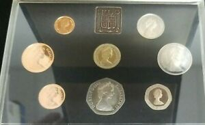1983 Great Britain Proof Coin Set