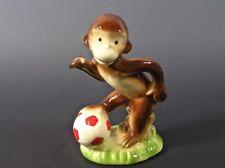 Vintage CURIOUS GEORGE Ceramic Figurine, Gorham Rare, 1981