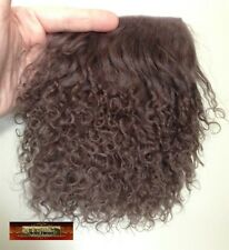 M00594 MOREZMORE Hair Tibetan Lamb Premium MILK CHOCOLATE BROWN 4x4 Doll T20A