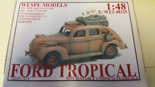 Ford Tropical Wespe Resin Models 1:48 Wes 48125