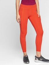 Athleta Up For Anything Tight - S - Small - On Fire - $89 - Workout