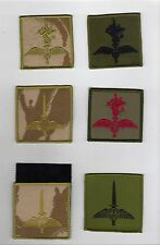 Cloth Special Forces Collectable Military Badges