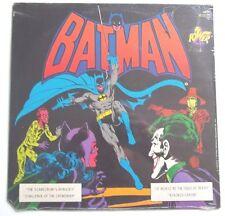 BATMAN RECORD, 1975 RARE. NEW! 4 STORIES. POWER RECORDS