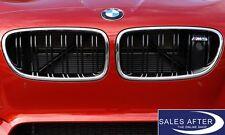 Original BMW Satz M Ziergitter Nieren F10 M5 chrom NIVI Night Vision - auch F11