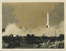 États-Unis, Redstone Vintage silver print Tirage argentique  17x22  1957