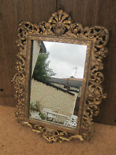 Espejo Luis XIV bronce dorado Época XIX