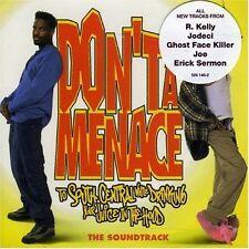 Don't be a Menace (1996) Ghostface Killer, Lost Boyz, R. Kelly.. [CD]