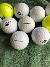 18 Bridgestone <Tour B Rx> Golf Balls
