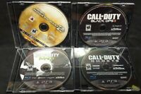 Call of Duty Modern Warfare 2 3 Ghosts Black Ops II Playstation 3 PS3 3 Game Lot