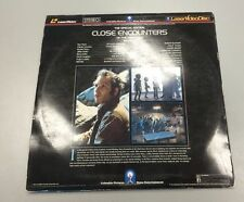 CLOSE ENCOUNTERS OF THE THIRD KIND SPECIAL EDITION LASER DISC 3RD