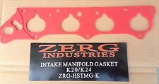 Thermal Intake Manifold Gasket (K Series) for Acura RSX / Honda Civic by Zerg