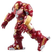 "7"" Avengers 2 Age of Ultron IRON MAN HULK BUSTER Marvel Action Kids Figure Toys"