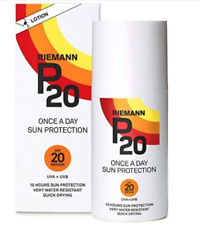 Riemann P20 Once a Day Sun Protection Lotion SPF 20 200ml