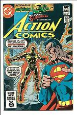 Action Comics #525 (nov 1981), VF