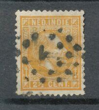 Nederlands Indië   7 F gebruikt