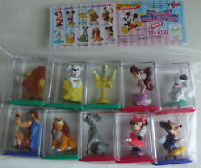 Disney Character miniature Figure Collection set of 10