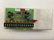 Silent Knight SK 5210 zone expander,mounting bracket, screws, 8 resistors & cord
