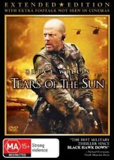 Tears Of The Sun (DVD, 2006) new extended edition